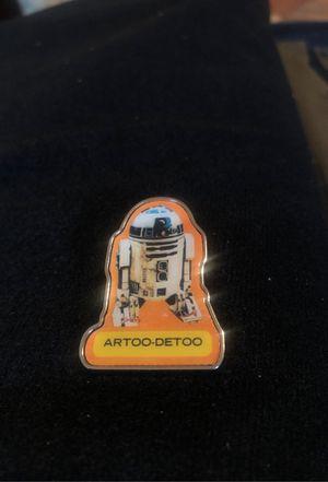 R2-D2 Star Wars Disney pin for Sale in Long Beach, CA