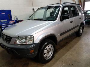 99 honda crv 5spd 186k clean for Sale in Manassas, VA