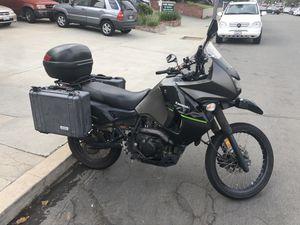 2014 Kawasaki KLR650 for Sale in San Diego, CA