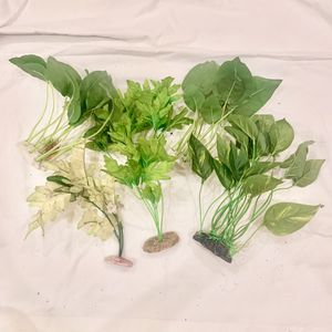 Aquarium Decor Plant Lot Fish Tank Decorations for Sale in Irvine, CA