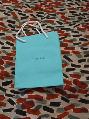 Tiffany Jewelry Bag (authentic) for Sale in Los Angeles, CA