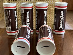 Tootsie roll banks for Sale in Halifax, PA