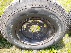 2001 ford F250 spare tire for Sale in Streetsboro, OH
