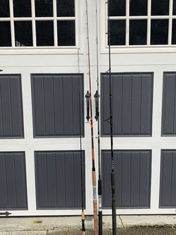 Fishing Poles / Rods - 4 for Sale in Seattle,  WA