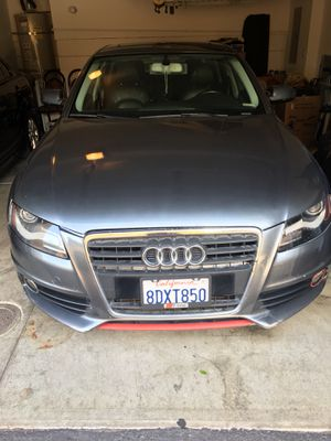 2012 Audi A4 SLINE PACKAGE for Sale in Chula Vista, CA