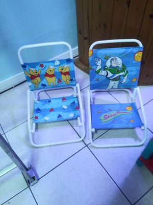 Kids beach chairs for Sale in Kissimmee, FL