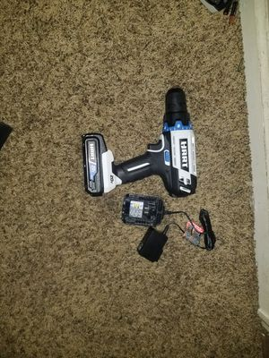 20 volt heart drill and Battery brand new never used for Sale in Fayetteville, NC