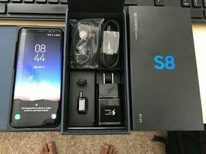S8 NEW UNLOCKED OR PAY 15% DOWN NO SOCIAL OR CRDT CHK for Sale in Houston, TX
