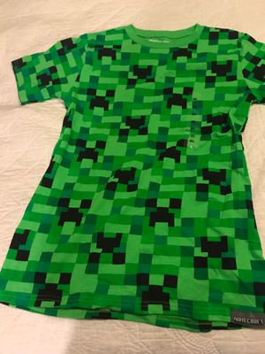 Minecraft shirt for Sale in Fresno, CA