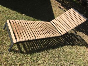 Patio chairs and pool loungers for Sale in Tempe, AZ