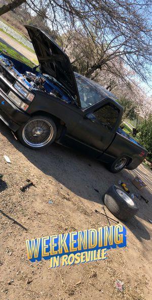 1990 Chevy Silverado for Sale in Roseville, CA