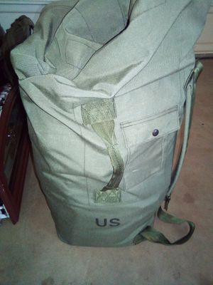 Military survival bag, equipment included for Sale in Phoenix, AZ