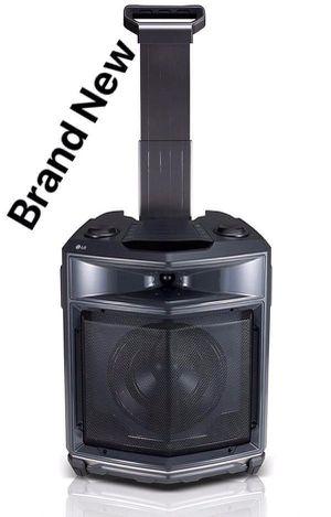 Portable Speaker Audio System Bluetooth Bocina Parlante Equipo de Sonido LG FJ3 for Sale in Miami, FL
