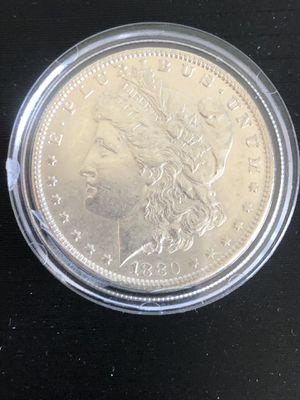 1880 Morgan Head Silver Dollar for Sale in Hacienda Heights, CA