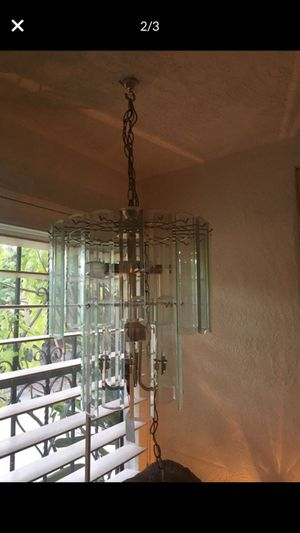 Chandelier - Gorgeous! for Sale in San Diego, CA