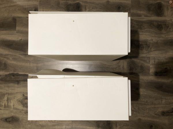 (Pending) 2 Ikea Trones Shoe/Storage Cabinet