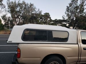 Ford ranger long bed camper shell for Sale in San Marcos, CA