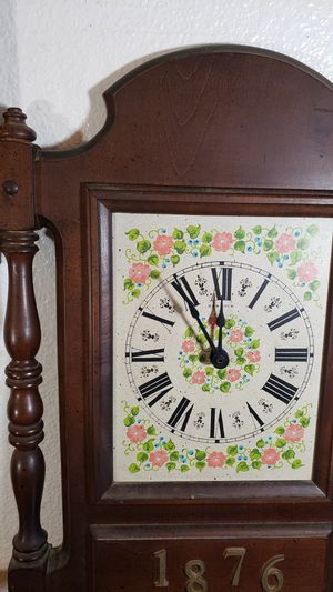 Antique Vintage Wooden Barwick Clock Collectable for Sale in San Diego, CA