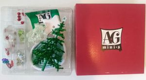American Girl Doll AG Mini Christmas Tree & Ornaments Complete in Box for Sale in Portland, OR