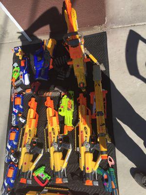 Nerf Gun Sale for Sale in Hemet, CA