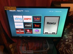 32 inch Phillip smart tv for Sale in Jonesboro, GA
