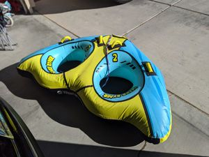 Wake Ryder tube/tow rope LIKE NEW! for Sale in Las Vegas, NV