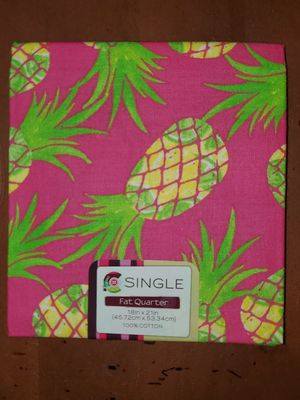 Pineapple fabric for Sale in Dixon, MO