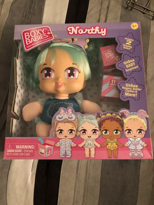 Boxy Babies Baby Doll for Sale in Alexandria, VA