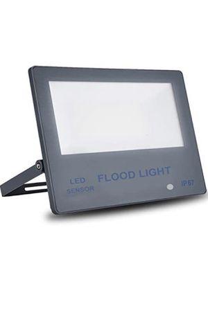100W Motion Sensor Floodlight, LED Flood Light, Waterproof IP67 floodlighs, 6500K, 10000Lm Super Bright LED Floodlights, for Warehouse, Backyards, Fr for Sale in North Miami Beach, FL