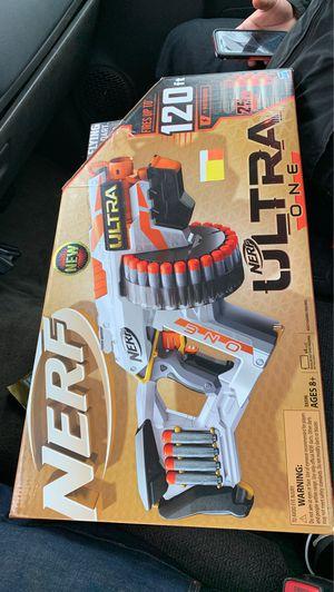NERF GUN ULTRA ONE for Sale in Dallas, TX