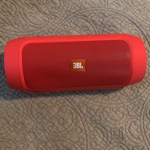JBL Charge 2+ Portable Speakers - Red for Sale in Key Biscayne, FL