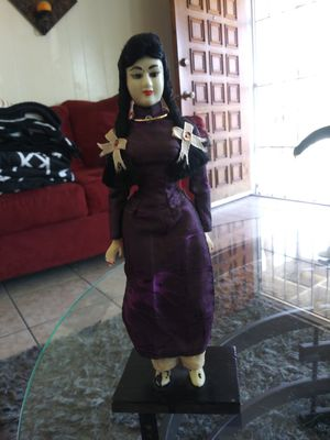 Collectibles. 1966 Traditional doll hand made in vietnam.nice. for Sale in Lincoln Acres, CA