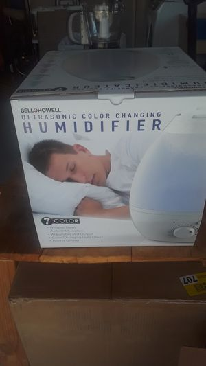 Bell & Howell Humidifier. for Sale in Spring Hill, FL