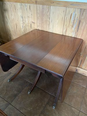 Duncan Phyfe Antique Table for Sale in Dade City, FL