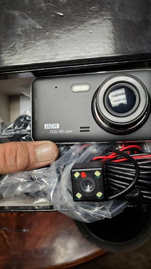 Dash cam with backup cam for Sale in Rochester, IN