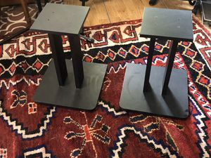 Wooden Speaker Stands for Sale in Los Angeles, CA