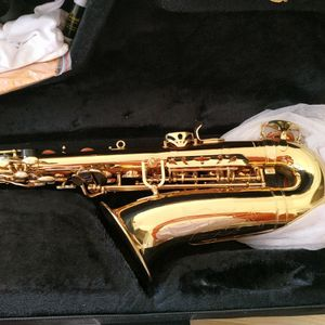 Barcelona Saxophone Alto Saxophone with Hardshell Case and Handling Gloves for Sale in Norcross, GA