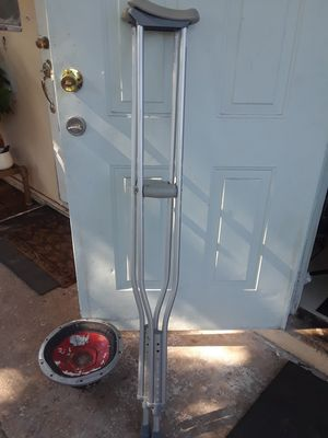 Crutches for Sale in Fort Pierce, FL