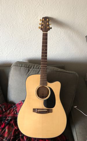 Takamine Acoustic Electric Guitar for Sale in Denver, CO