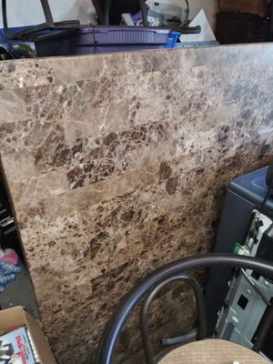 Large granite kitchen table for Sale in Fresno, CA