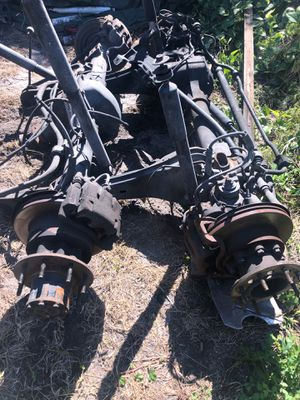 Ford F-350 4x4 Dually axles for Sale in Miami, FL