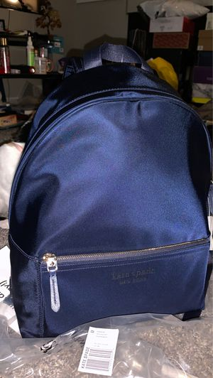 BRAND NEW KATE SPADE BLUE LARGE BACKPACK for Sale in Henderson, NV