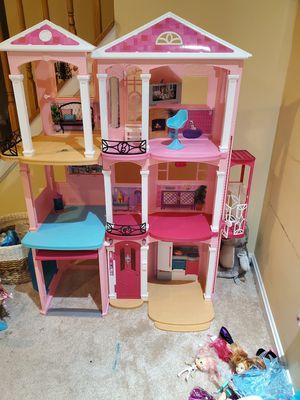 Barbie Dreamhouse for Sale in Herndon, VA