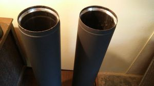 Double walled stove pipe for Sale in Raymond, WA