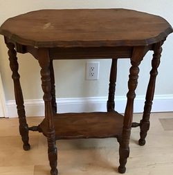 ANTIQUE TABLE - $50 for Sale in Fort Myers Beach,  FL