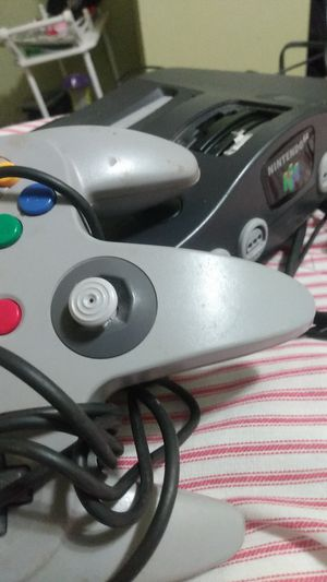 Nintendo 64 console for Sale in Salt Lake City, UT