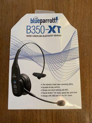 BlueParrott Bluetooth Headset B350-XT for Sale in El Cajon, CA