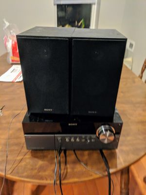 Sony Stereo system for Sale in Philadelphia, PA