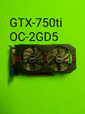 GTX750TI GAMING CARD---FAST BUYER GETS DISCOUNT. for Sale in Phoenix, AZ