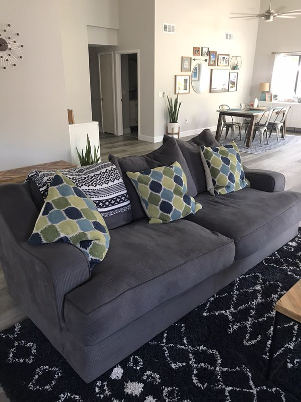 Very Nice Deep Comfy Sofa Couch For Sale In Carlsbad, CA